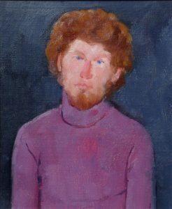 23. Rob Takens, olieverf op linnen, 42x50 cm